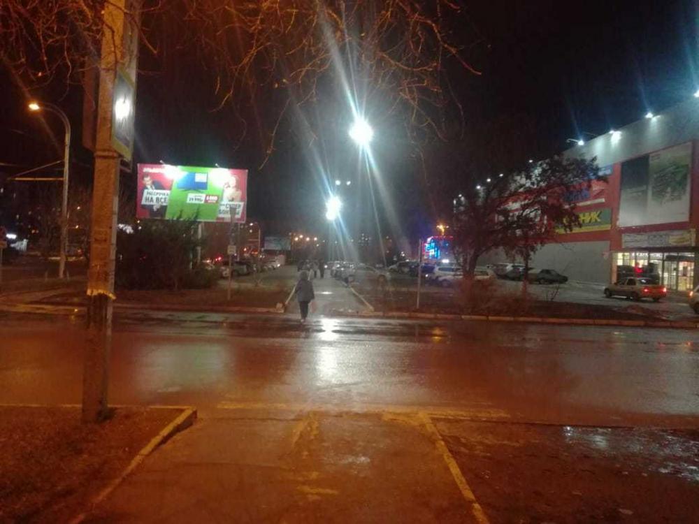 В Волгодонске водитель сбил 70-летнюю пенсионерку на «зебре» и скрылся