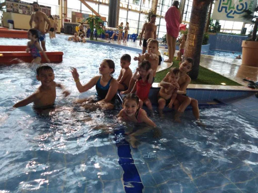 Группа детей из Волгодонска ощутила тепло лета и доброту людских сердец