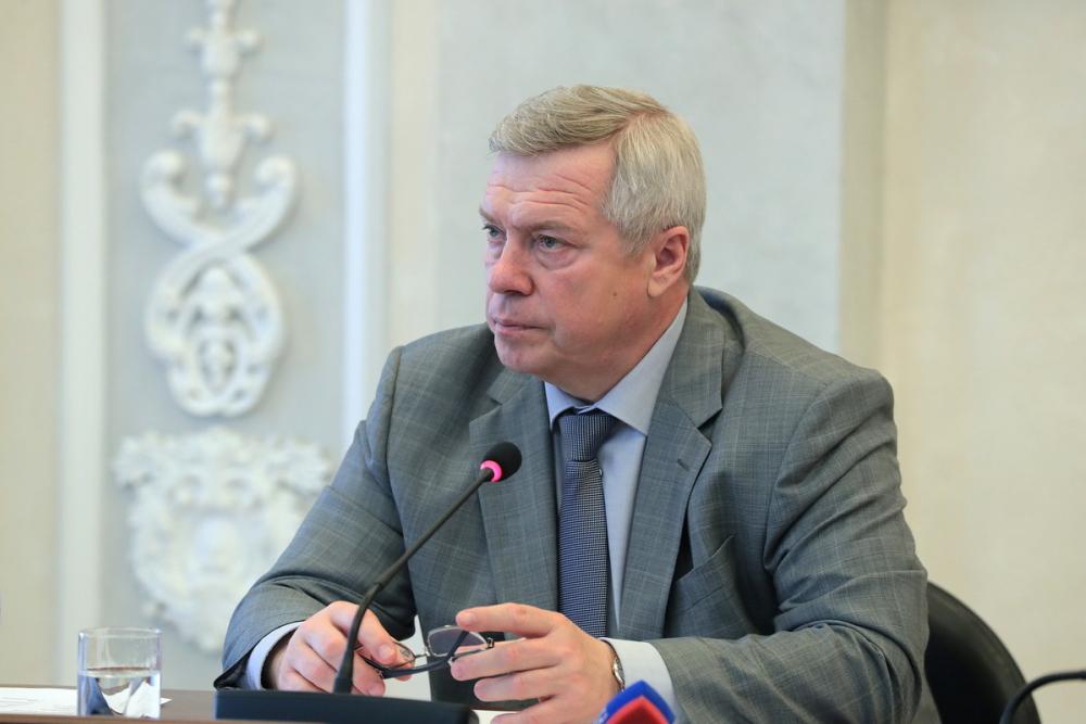 Губернатор Василий Голубев едет в Волгодонск, чтобы посмотреть сквер «Дружба» и встретиться с активом города
