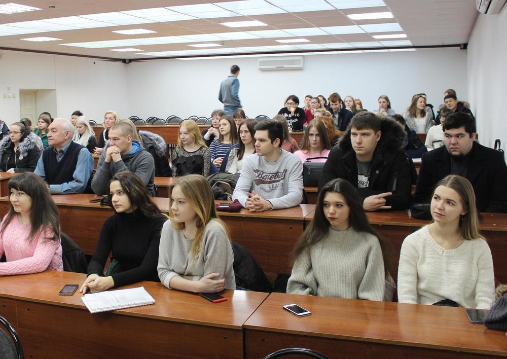 Студенты филиала ДГТУ в Волгодонске участвуют в проведении экзитпола