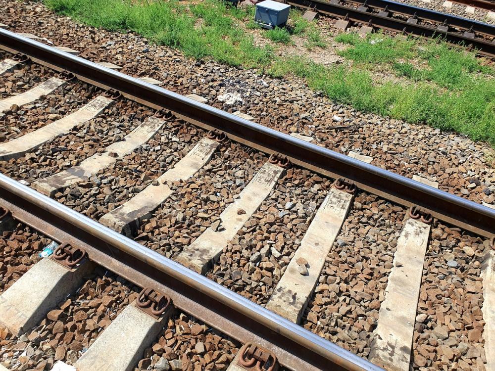 На 5 лет могут отправиться двое 23-летних волгодонцев за кражу 19 метров железнодорожных рельс