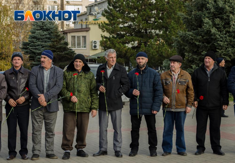 Турки-месхетинцы Волгодонска провели митинг на площади Победы