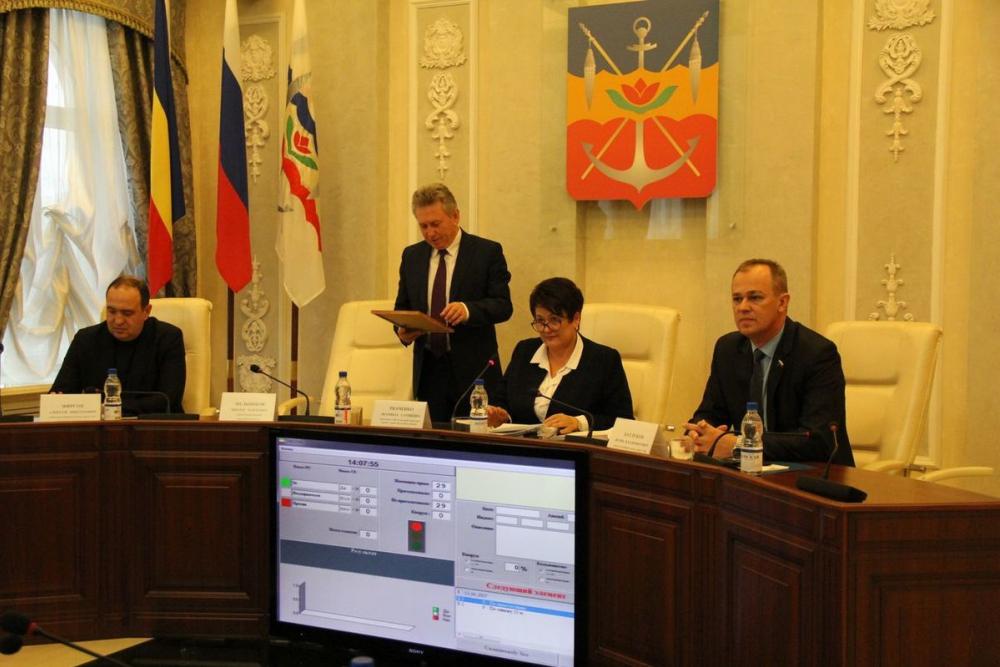 Депутаты Волгодонска единогласно приняли бюджет на 2019 год