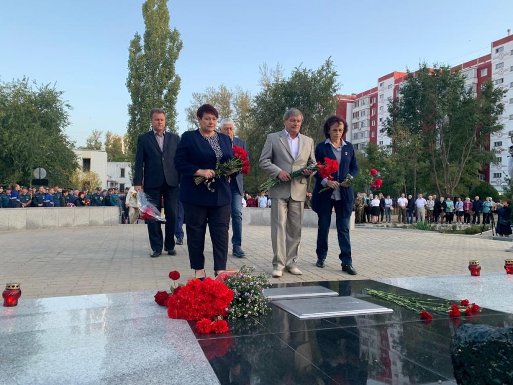 В Волгодонске прошла панихида по жертвам теракта 1999 года