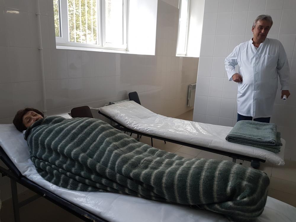 Физиотерапия городской больницы Волгодонска не уступает дорогим санаториям