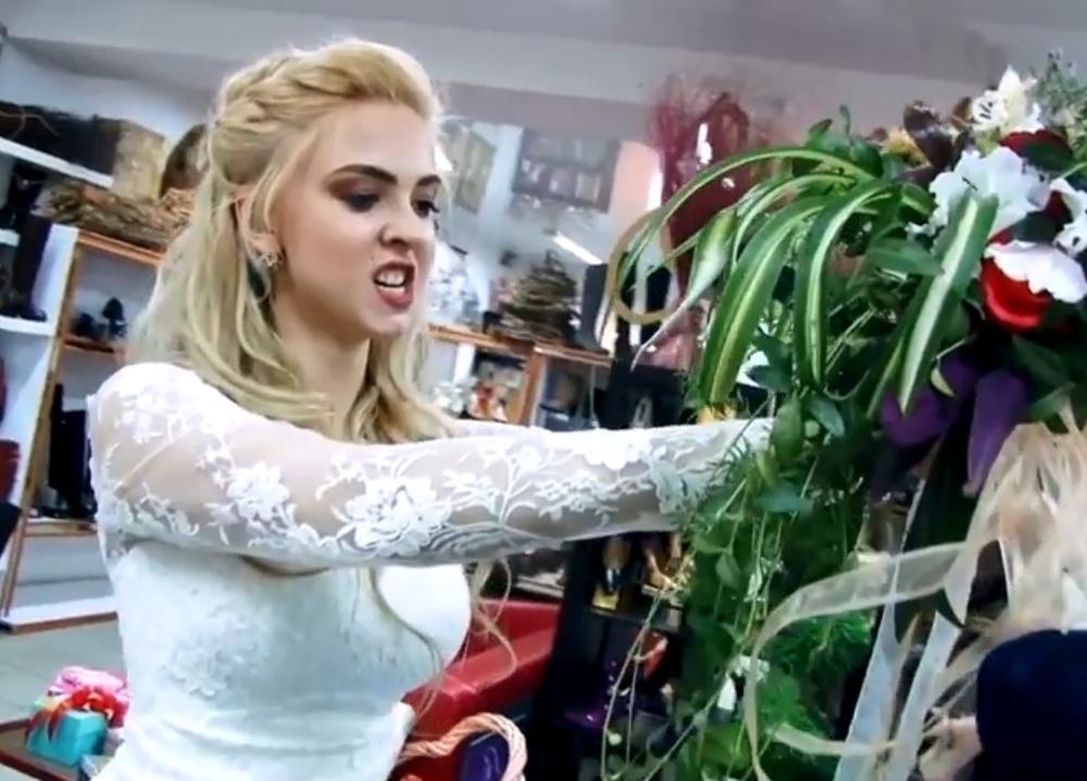 Невесты устроили умопомрачительный #манекенчеллендж в честь начала Свадебного сезона- 2017