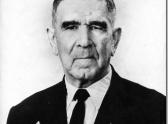 Николай Кадолин (1903-1979 годы). В 1953 году первый секретарь Романовского райкома партии