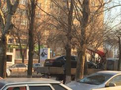 В Волгодонске нарушителей парковки и любителей бросить машину возле остановки будут штрафовать