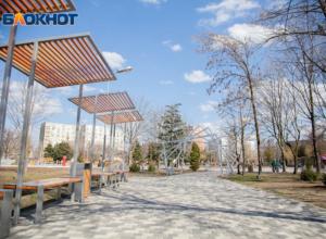 Когда в парках Волгодонска заработают фонтаны, аттракционы и магазины