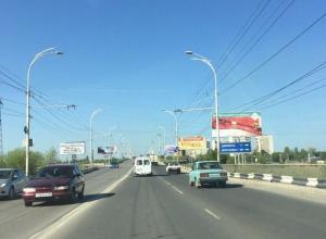 Аварийные ямы на мосту в Волгодонске ликвидируют к 9 мая