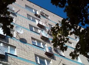 В центре старого города в жилом здании обрушился балкон