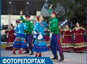 В Волгодонске прошел конкурс казачьей песни «Поет казачий Дон!»