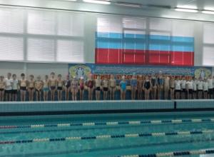 Юные волгодонцы показали, что умеют плавать