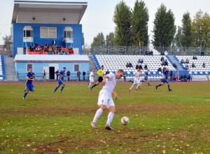 У ФК «Волгодонск» есть шанс попасть в тройку лидеров чемпионата области