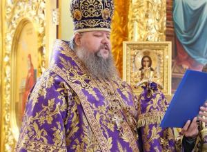 Епископ Волгодонкий и Сальский Корнилий отметил шестилетие рукоположения в сан