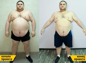 Не зря танцевала семья Саркисян - Петрос похудел на 37 килограммов