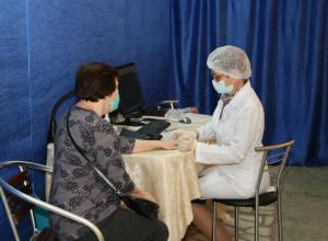 Пункт вакцинации в ДК имени Курчатова работает в удобное для волгодонцев время