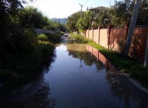 Рабочий «утонул» из-за очередного порыва трубопровода в Волгодонске