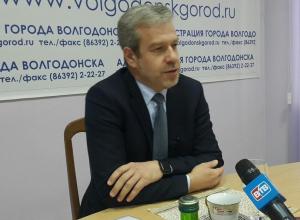 «Деньги и раньше уходили в область»: Андрей Иванов высказал свое мнение по поводу скандала с продуктами для школ и садов Волгодонска
