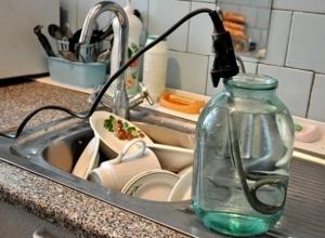 В Волгодонске продолжаются отключения горячего водоснабжения