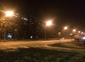 «Дождались»: В Волгодонске пошел снег