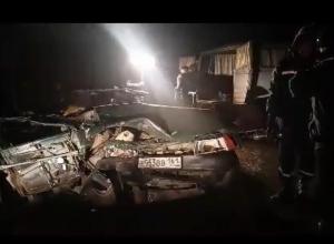 Жуткая авария произошла недалеко от Волгодонска: есть погибшие и пострадавшие