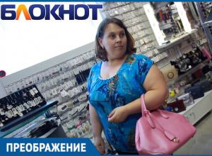 Новый образ Анны Гущиной дополнит сумочка от магазина «Каприз»