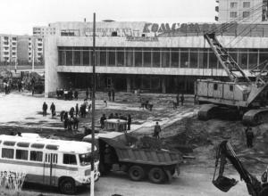 На строительство кинотеатра «Комсомолец» в Волгодонске выделяли меньше миллиона рублей