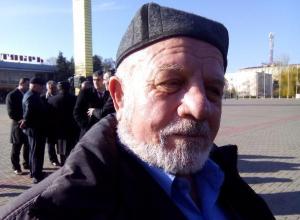 Турки-месхетинцы Волгодонска обратились к Владимиру Путину за содействием в возвращении на историческую родину