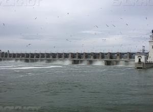 Уровень воды в Цимлянском водохранилище продолжает повышаться