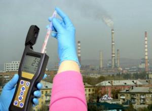 Роспотребнадзор выявил превышение содержания формальдегида в воздухе Волгодонска