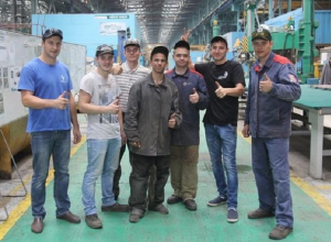 Студент из Волгодонска стал бронзовым призером на чемпионате «Worldskills Hi-Tech»