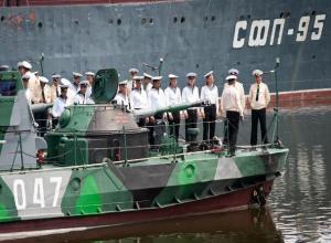 Отряд военных кораблей ВМФ России пройдёт через Волгодонск