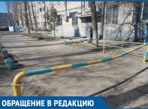 Жители Волгодонска выходят на борьбу с незаконными ограждениями