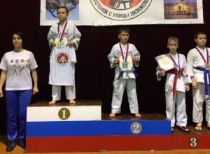 Юные спортсмены из Волгодонска стали лучшими среди полутысячи каратистов со всей России