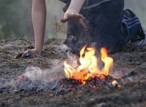 В Волгодонске осложняется обстановка с пожарами