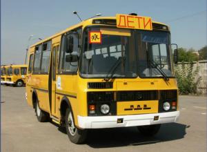 Пьяного пенсионера за рулем автобуса с пятнадцатью детьми задержали под Волгодонском