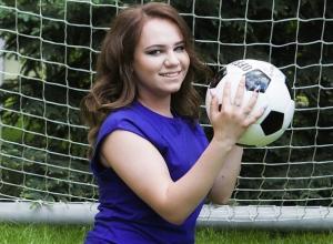 Женщины играют в футбол лучше, чем мужчины, - 18-летняя Марина Байгулова