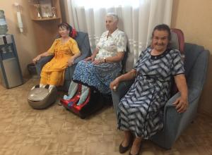Первый в регионе центр адаптивного спорта для пожилых открыт в Волгодонске