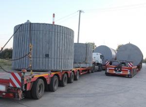 Волгодонский «Атоммаш» изготовил внутрикорпусные устройства реактора для блока №2 Белорусской АЭС