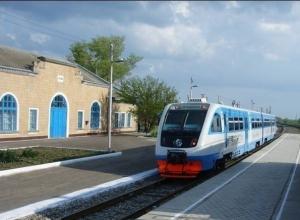 Василий Голубев пообещал запустить пригородный поезд Волгодонск - Морозовск в течение пяти месяцев