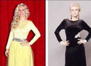 Волгодонскую певицу Лалу Бритт отчитали за слишком «откровенные» наряды на рождественском концерте в ДК