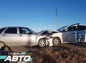 Пьяная женщина за рулем «Хендай Солярис» устроила аварию с тремя пострадавшими