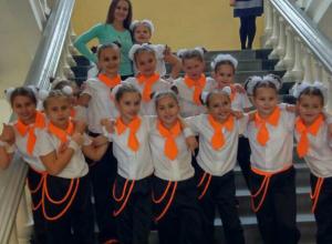Хореографический коллектив детской школы искусств вернулся с победой со всероссийского фестиваля
