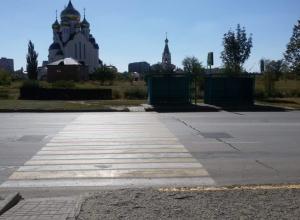13-летнюю девочку сбили на пешеходном переходе в Волгодонске