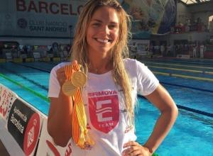 Юлия Ефимова планирует завоевать три золотые медали чемпионата мира в Будапеште
