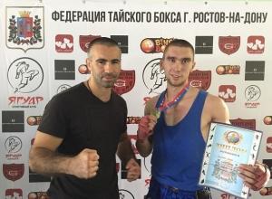 Тайский боксер из Волгодонска выйдет на ринг знаменитого бойцовского турнира «PRIME»