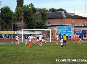 ФК «Волгодонск» поднялся на третье место после боевой ничьей с «Кобартом»