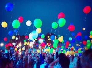 Праздничный фейерверк из 1000 светящихся шаров подарят Волгодонску