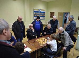 Шахматисты города сразились в старшейшем турнире за кубок Волгодонска